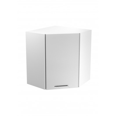 VENTO GN-60/72 szafka górna narożna front: biały (1p1szt)